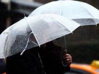 Bölgemiz yağışlı havanın etkisine giriyor