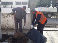 Akhisar Belediyesi 'Temizlik Timi' kurdu