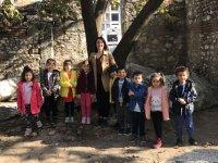 Ahenk Anaokulu, Thyateira'yı ziyaret etti
