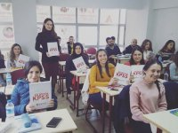 Penta KPSS Kursu Öğretmen adaylarının Öğretmenler Gününü kutladı