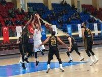 Akhisar Basket, farklı kazandı 81-47