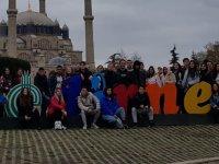 Merkez Koleji, Aybek Turizmi tercih etti