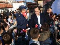 Akhisar Belediyesi'nden çocuklara kütüphane müjdesi