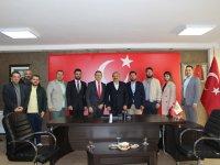 Manisalı Genç Girişimciler Akhisar'da buluştu