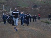 Akhisarlılar, Muştullar'da adımlarını sağlık için attılar