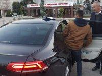 Başkan Dutlulu, makam aracını gazinin hizmetine sundu