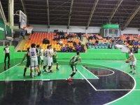 Akhisargücü, Salihli Belediyespor'u 95-64 mağlup etti