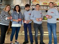 Novada, 12 Aralık mağazacılar gününü kutladı!