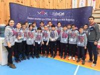 Eksen Okulları Vex IQ Turnuvasında Türkiye üçüncüsü oldu