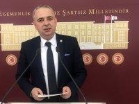 CHP'li Bakırlıoğlu; Geçmediğimiz kanala da para ödeyecek miyiz?