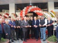 Enkaya Yapı Market Graniser Seramik Showroom hizmete açıldı