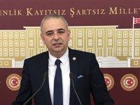 """CHP'li Bakırlıoğlu """"Üzüm Üreticileri Susuzluktan Endişeli"""""""
