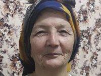 Alzheimer hastası Adalet Sarı kayıp!