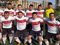 Sanayispor, Kayalıoğluspor'u liderlikten indirdi 3-2