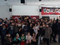 247 oryantiringci hedeflerine Akhisar'da ulaştı