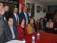 Umut Çavuş, CHP İlçe Başkanlığına adaylığını açıkladı