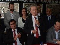İsmail Fikirli, CHP İlçe Başkanlığına adaylığını açıkladı