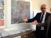 Akhisar'ın Çevre Yolu 2020 yılında bitiyor