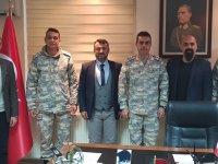 Eksen Okulları, Akhisar Hava Meydan Komutanlığı protokol imzaladı