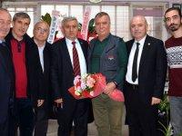 TÜRFAD, Gazeteciler Günümüzü kutladı