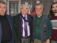 MHP meclis üyeleri, Gazeteciler günümüzü kutladı