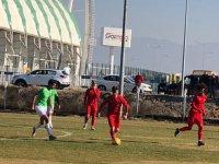 Akhisarspor U19 gençleri, hazırlık maçında Göztepe'yi 4-2 yendi
