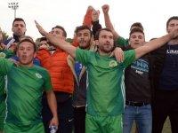 Mecidiye Tarımspor, Kayalıoğlu'nu tek golle yıkarak Şampiyon oldu