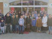 Gezginevi Akhisar bu hafta sonu Balıkesir çocuk köyündeydi