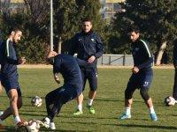 Akhisarspor'da Adanaspor hazırlıklarına başladı