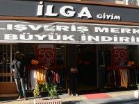 İlga Giyim'de Alışveriş Festivali öncesi büyük indirimler