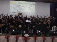 Müzikseverler Türk Halk Müziği ile coştu
