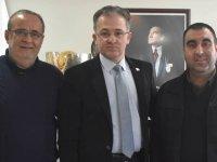 Engin Pınar'dan Akhisarspor'a ziyaret