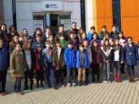 Gezginevi Akhisar öğrencileri gezdirmeye devam ediyor