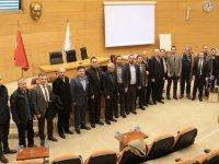 Akhisar'da E-Belge uygulamaları semineri düzenlendi