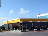 Shell İstasyon market ve kafeteryası yenilenen yüzüyle hizmette