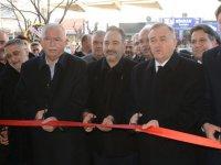 Akhisar'da Ege Ambalaj hizmete açıldı