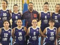 Genç Kızlar A basketbolda ŞİAL il üçüncüsü oldu