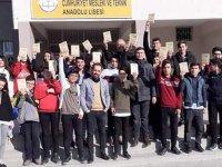 Bir Bilenle Bilge Nesil projesi ile öğrenciler kitapla buluştu