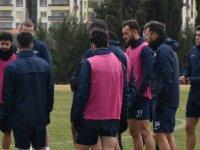 Akhisarspor'da Bursaspor hazırlıkları başladı
