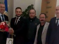 Akhisar Kent Konseyinden İzmir Orman Bölge Müdürüne ziyaret
