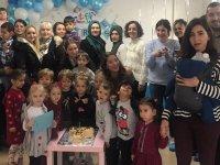 Özel Tıfıl Anaokulundan çocuklara karne hediyesi Oyun Takvimi