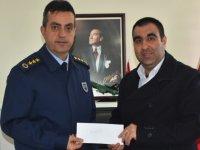 Garnizon Komutanından Akhisarspor'a ziyaret