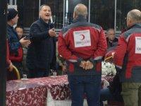 Akhisar'daki depremde kriz masası oluşturuldu