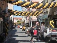 17 Sokak Esnafı Alışveriş Festival Geleneğini Sürdürüyor