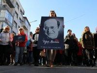 Gazeteci yazar Uğur Mumcu, ölümünün 27. yılında anıldı