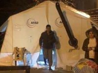 Akhisar'da artçı sarsıntılar devam ediyor