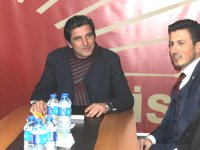 İYİ Parti'den, CHP yeni yönetiminden ziyaret
