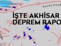 Dokuz Eylül Üniversitesi'nden Akhisar depremi için ön rapor Açıklaması
