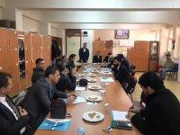 İlçe hayat boyu öğrenme toplantısı gerçekleştirildi