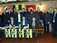 Akhisarlı Fenerbahçeliler, 5'inci kez Coşkun dedi